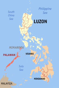 how to get to palawan from malaysia