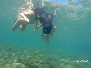 batangas snorkel