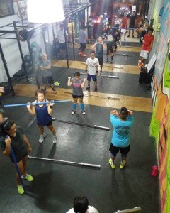 crossfit gym in quezon city