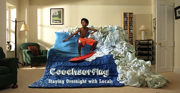 Save Money by Couchsurfing
