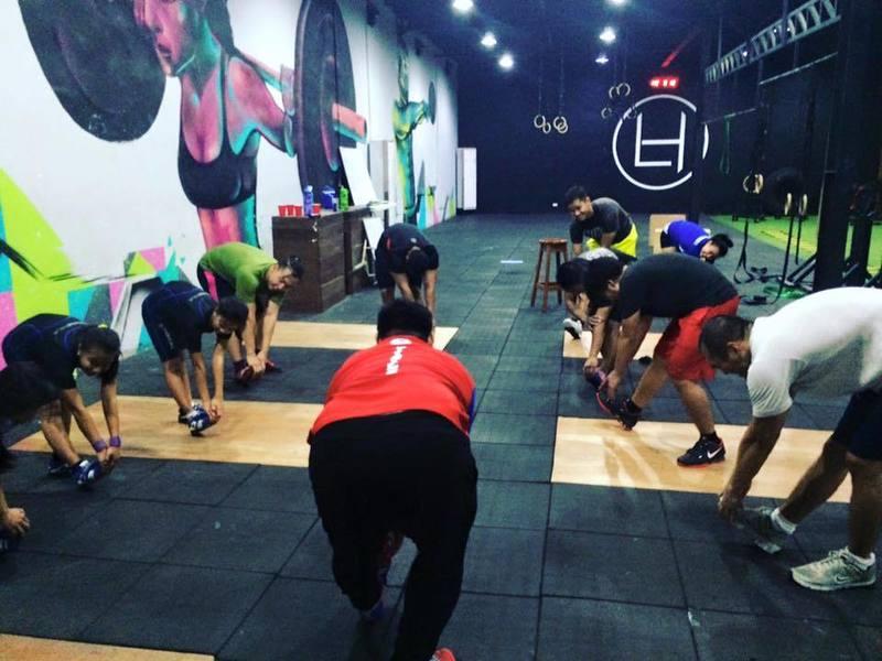 Manila Crossfit Gyms