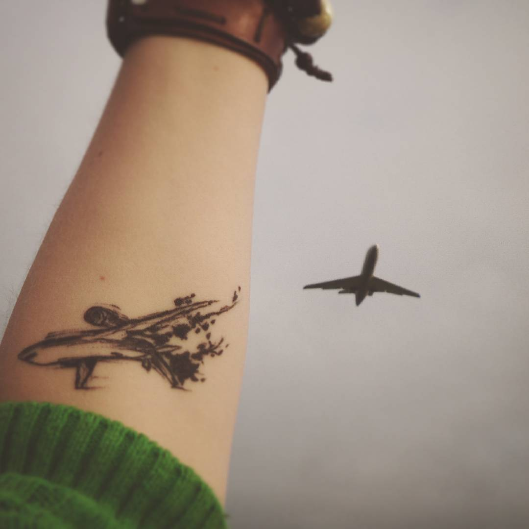 50 Inspiring Travel Tattoos for Travel Addicts - Pinay Nomad