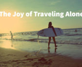 The Joy of Traveling Solo