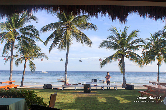 panglao beach resorts list