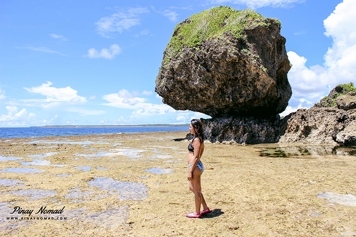 Siargao: Magpupungko Beach and Tidal Pools