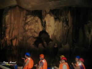 Subterranean Underground River