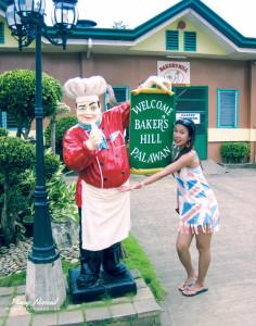statues of Palawan
