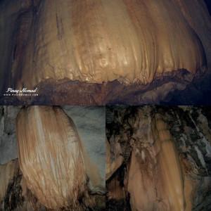 stalactites Palawan