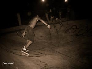 DK Skate Bowl
