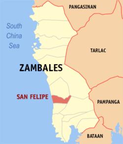 liwliwa zambales itinerary 2019