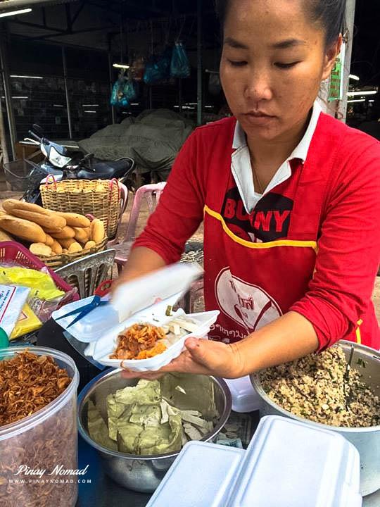 noodles lady