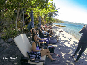 planet dive anilao day tour