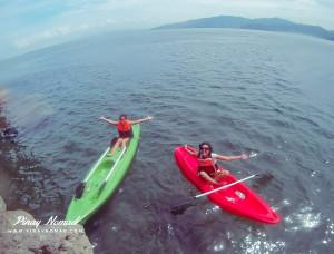 canoeing in philippines