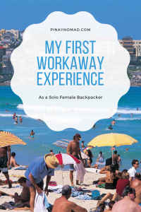 My First Workaway Experience