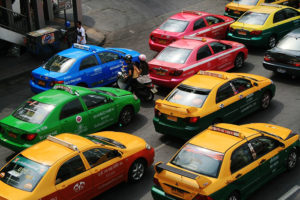 rip off taxi thailand