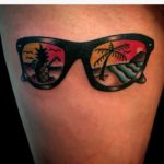 sunnies tattoos
