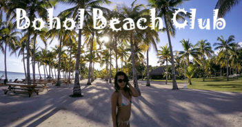 Bohol Beach Club Review