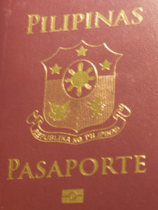 Obtaining a United States tourist visa for philippine passport holder