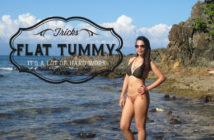 flat tummy tricks