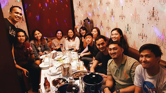 Filipino good singers