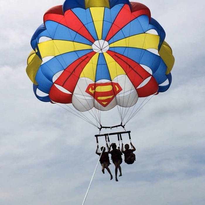 book Parasailing in Boracay