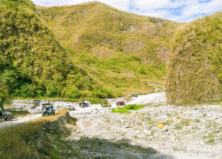 The Mt. Pinatubo Day Hike Experience