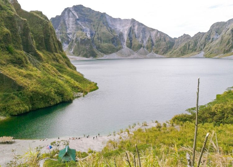Mount Pinatubo Tours and Trek Packages