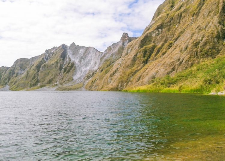 experience at Mount Pinatubo