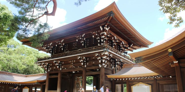 Tokyo Itinerary budget travel