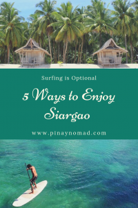 things to do in siargao without surfing