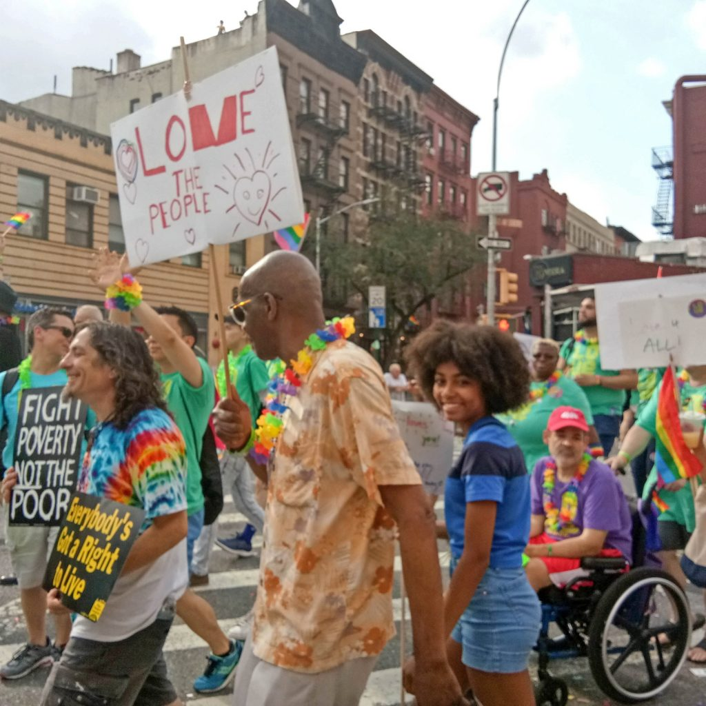 New York City LGBT Pride March