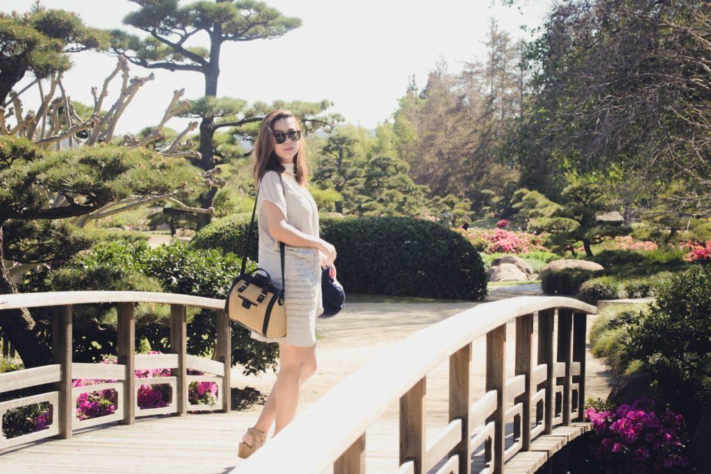 japanese garden van nuys pictures