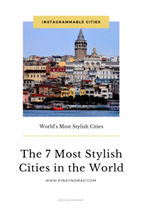 stylish cities in the world