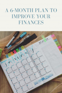 how to improve your financial situation