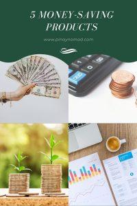 5 Money-saving Products