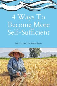 self sufficient