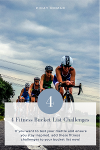 Fitness Bucket List 2