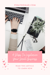 How To Make Your Small Business Legit